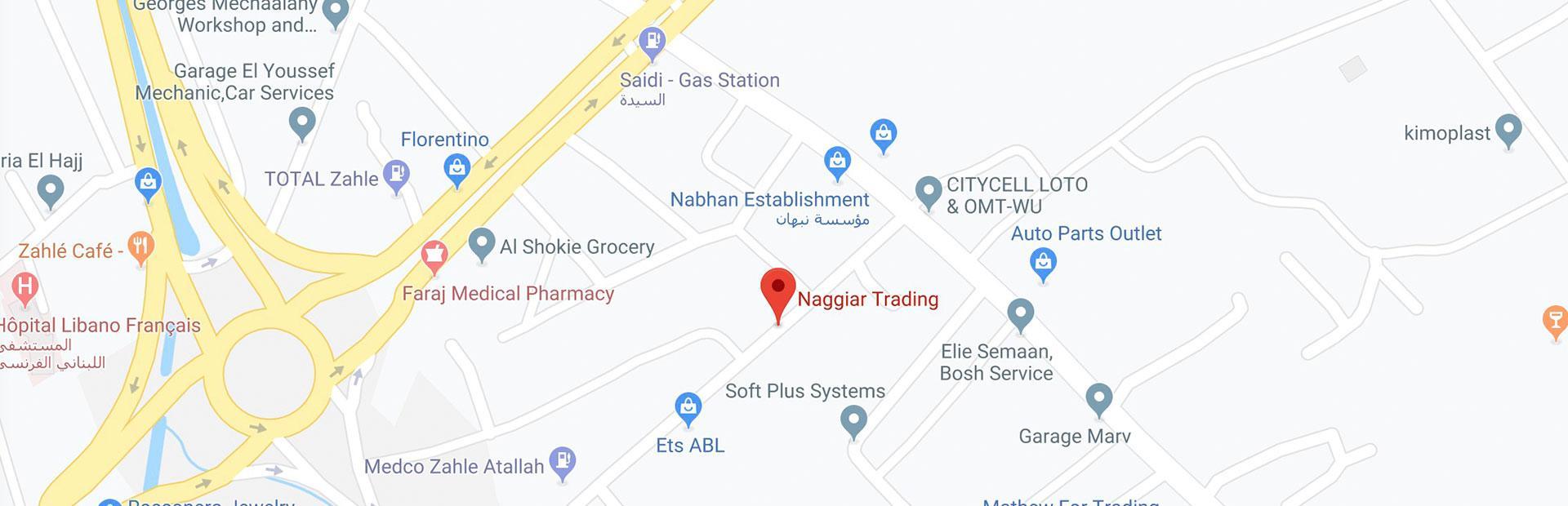 Naggiar trading metal shipment transport
